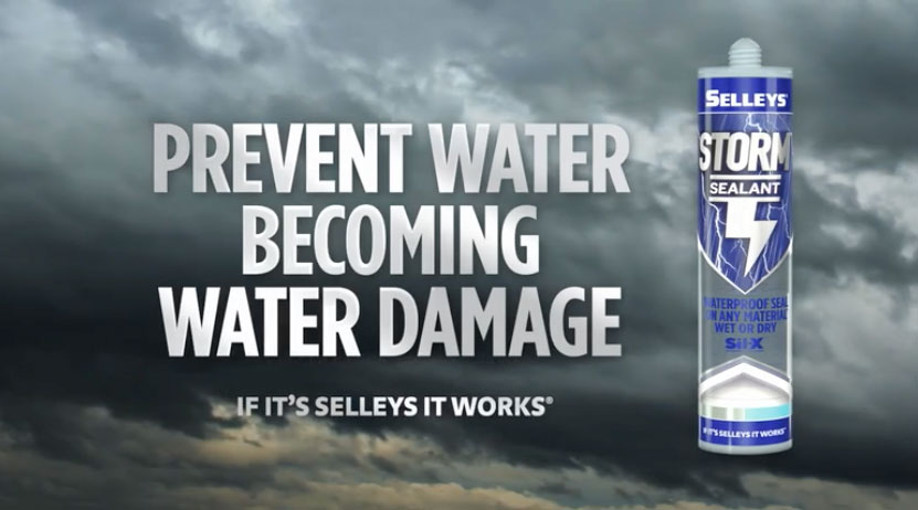 Selleys Storm Sealant | Selleys Australia